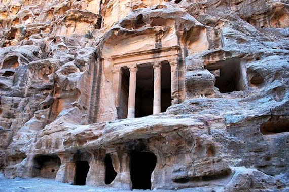Tourist sites in Jordan