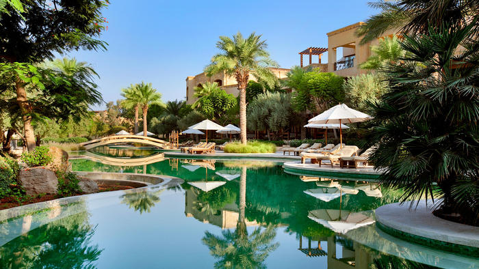 Accommodation in Jordan